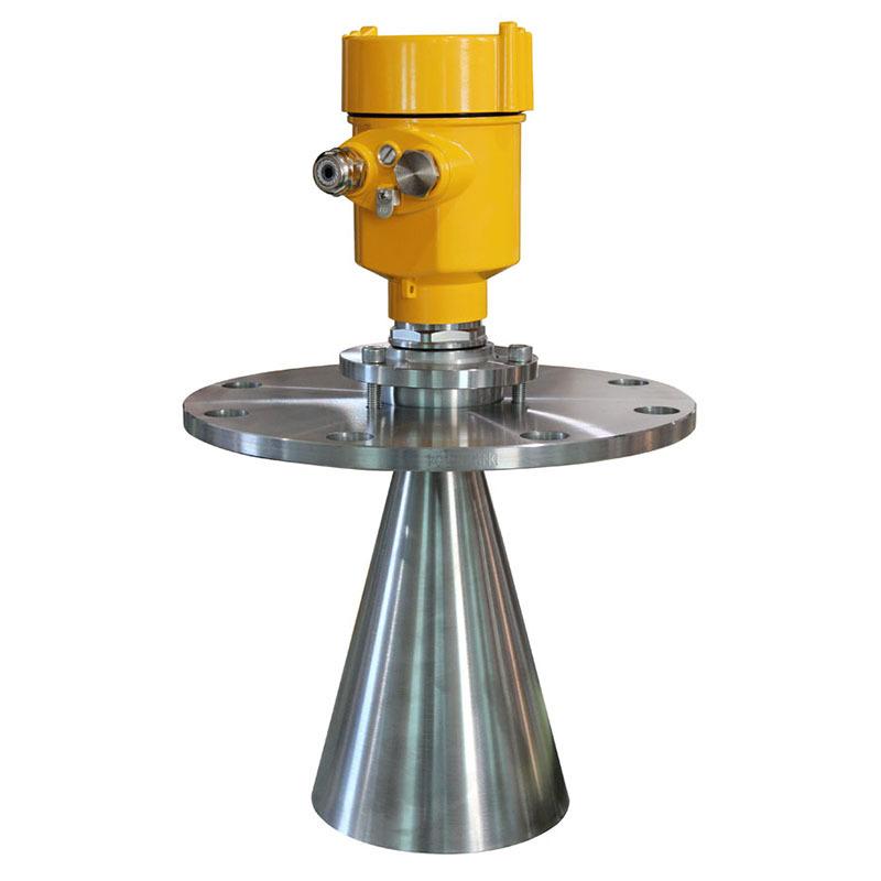 Radar submersible capacitive ultrasonic level transmitter  price water level transmitter 6G-804