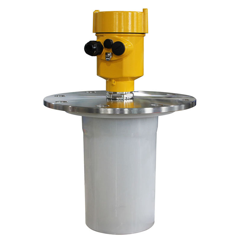 Submersible capacitive ultrasonic level transmitter radar price water solid level transmitter