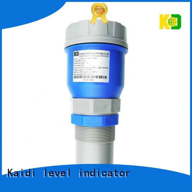 KAIDI radar level transmitter company for transportation