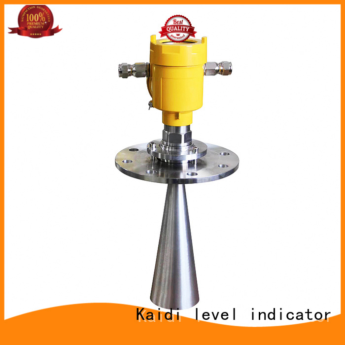 KAIDI best radar level transmitter suppliers for work