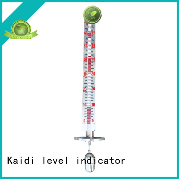 KAIDI new water level gauge company for industrial