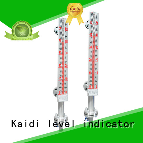 KAIDI magnetic level gauge price suppliers for work
