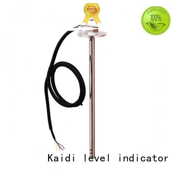 KAIDI best ultrasonic level meter factory for transportation