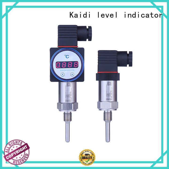 KAIDI temperature transmitter manufacturers for work