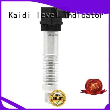 KAIDI pressure transducer sensor manufacturers for work