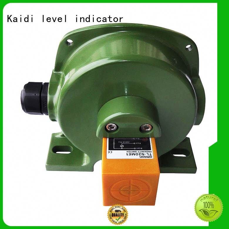 KAIDI misalignment switch factory for transportation