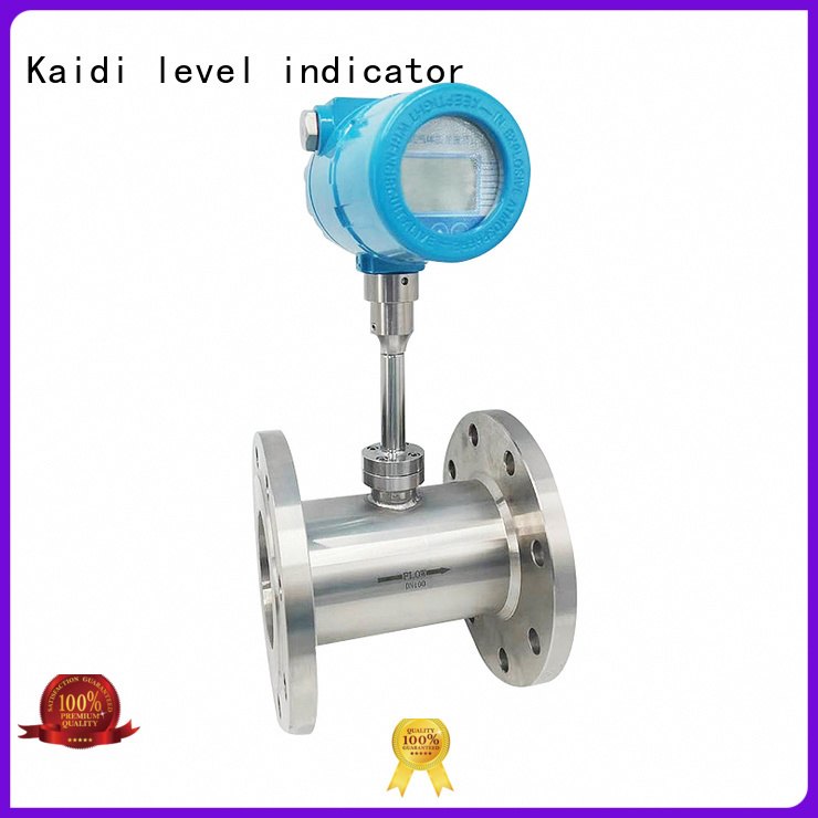 high-quality turbine flowmeter company for transportation