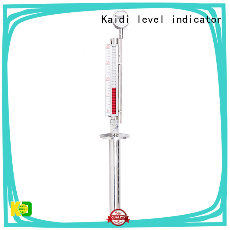 KAIDI magnetic type level gauge suppliers for industrial