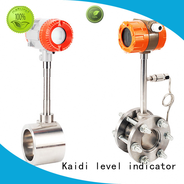 KAIDI turbine flowmeter factory for transportation