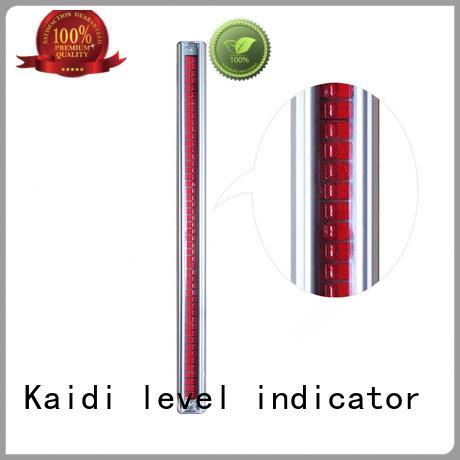 KAIDI custom magnetic level indicator factory for work