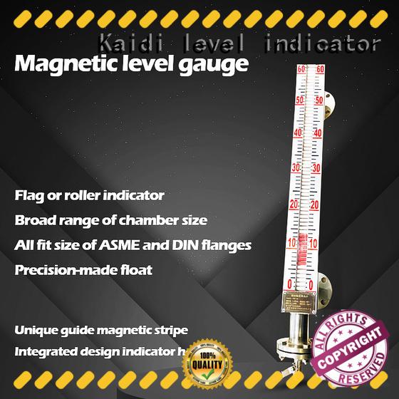 KAIDI level gauge indicator manufacturers for work