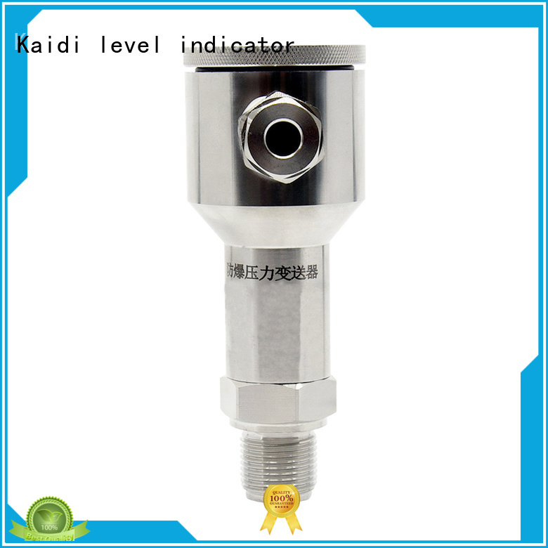 KAIDI pressure transmitter price suppliers for industrial