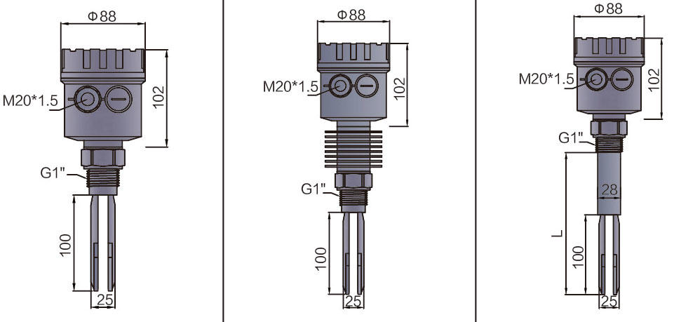 custom float type level switch factory for work-3