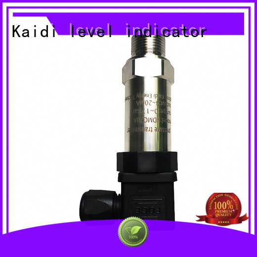 KAIDI high temperature pressure transmitter for business for work