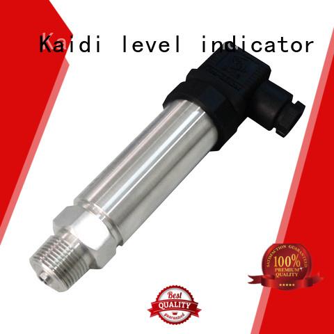 KAIDI digital pressure transmitter manufacturers for work