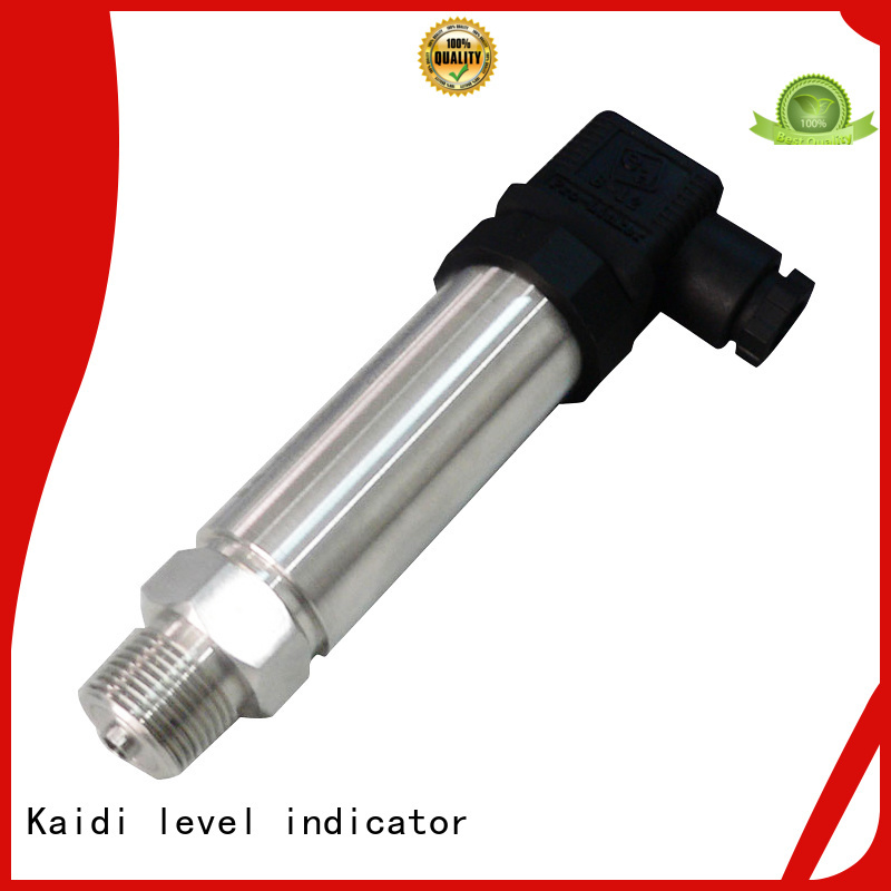 KAIDI high pressure transducer factory for work