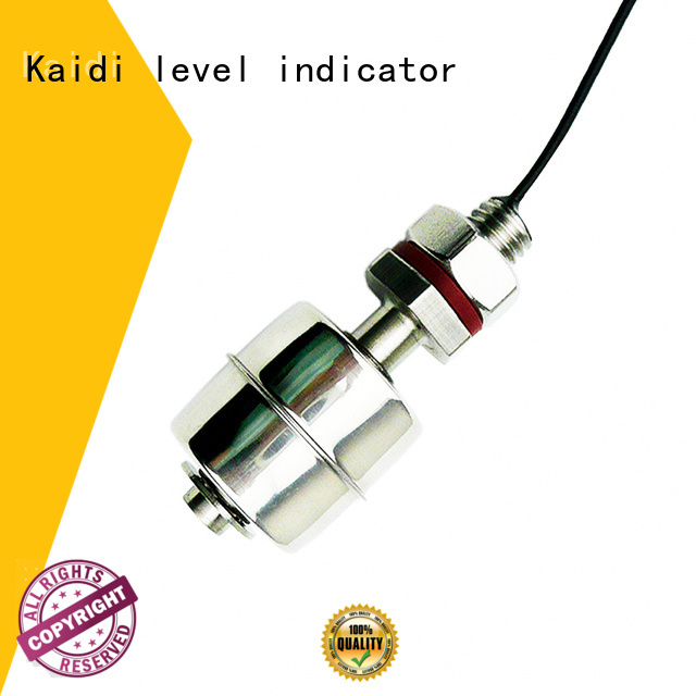 KAIDI conductivity level switch supply for transportation