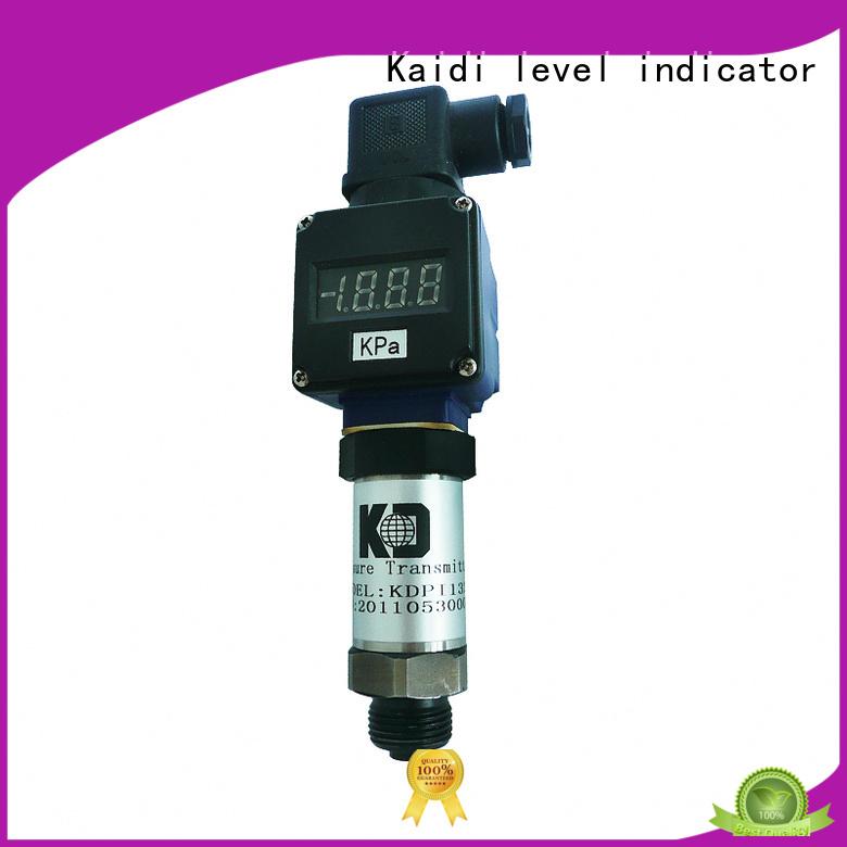 KAIDI pressure transducer sensor company for transportation