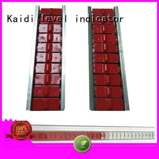 KAIDI new magnetic liquid level gauge manufacturers for transportation
