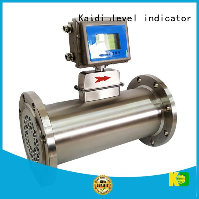 KAIDI magnetic flowmeter for business for work