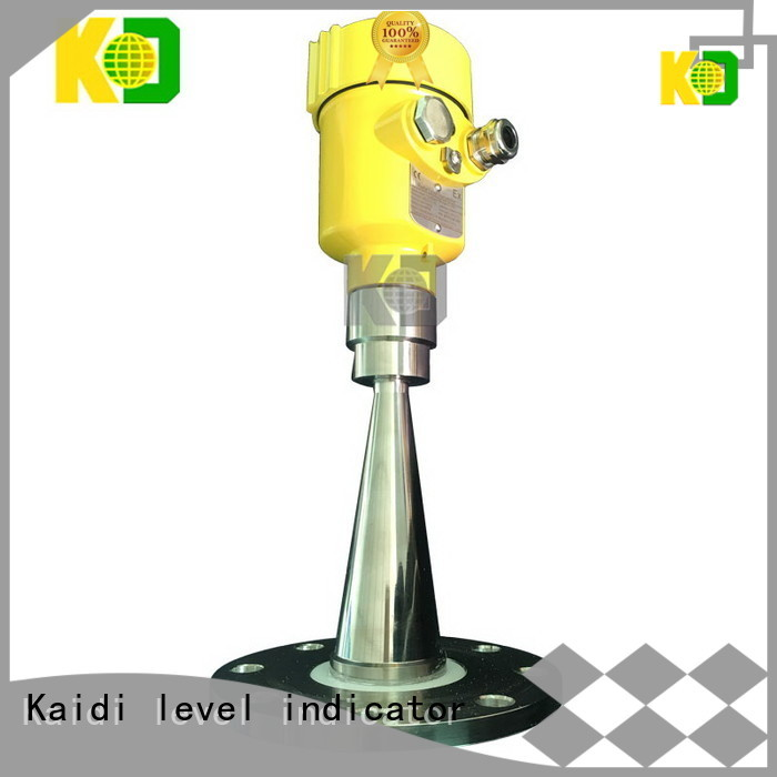 KAIDI ultrasonic level meter company for industrial