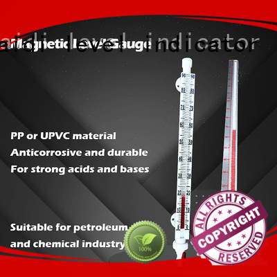 KAIDI magnetic type level gauge supply for industrial